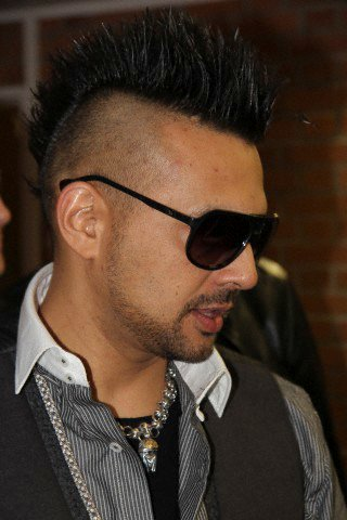 sean paul hair style mohawk hairstyle and haircut guide how to and pictures 9214 | shanda paul